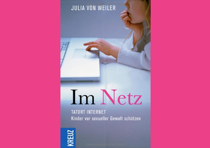 Bildauschnitt von der Startseite Im Netz: Tatort Internet – Kinder vor sexueller Gewalt schützen.