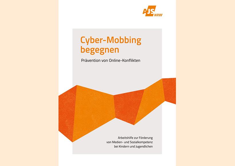 Bildauschnitt von der Startseite Cyber-Mobbing begegnen – Prävention von Online-Konflikten